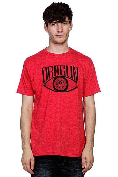 футболка-dragon-all-seeing-eye-red-heather