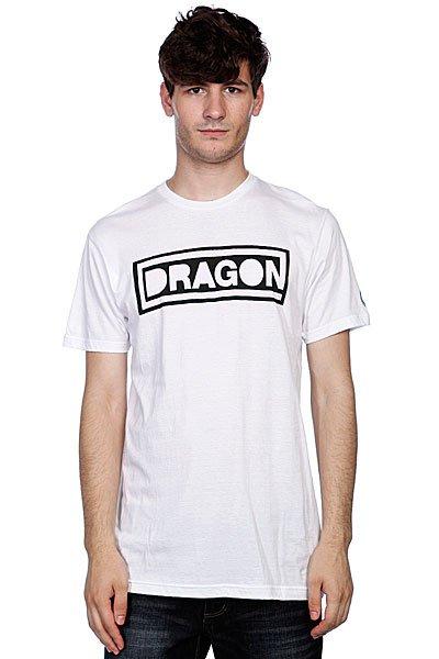 Футболка Dragon Block Pf S11 Ss White<br><br>Цвет: белый<br>Тип: Футболка<br>Возраст: Взрослый<br>Пол: Мужской