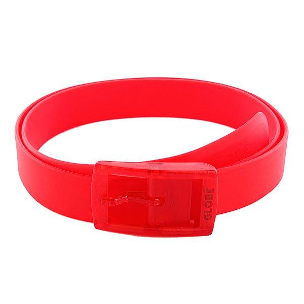 Ремень Globe Bantam Belt Red<br><br>Цвет: красный<br>Тип: Ремень<br>Возраст: Взрослый<br>Пол: Мужской