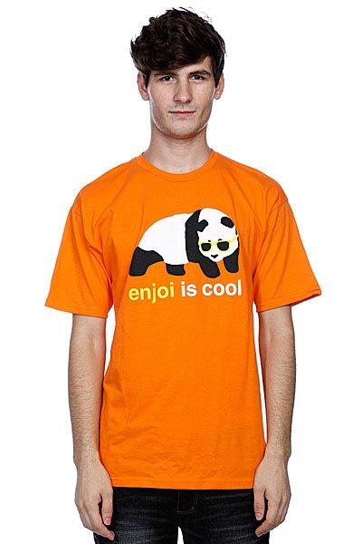 Футболка Enjoi Cool Orange
