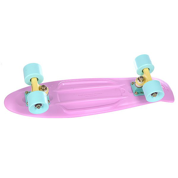 Скейт мини круизер Penny Comp Pastels Purple 22 (56 см) скейт мини круизер penny original 22 ltd shadow jungle 6 x 22 55 9 см