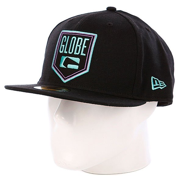 Бейсболка New Era Globe Kenwood NewEra Cap Black цены онлайн