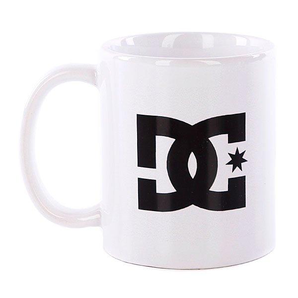 Кружка DC Logo - Подарок<br><br>Цвет: белый<br>Тип: Кружки