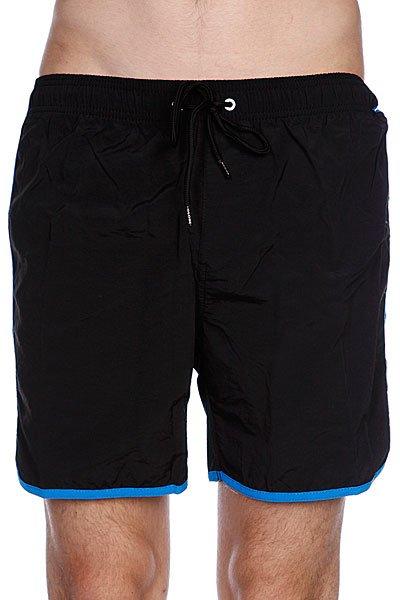 Пляжные мужские шорты Globe Dana Retro Pool Short Blk<br><br>Цвет: черный<br>Тип: Шорты пляжные<br>Возраст: Взрослый<br>Пол: Мужской