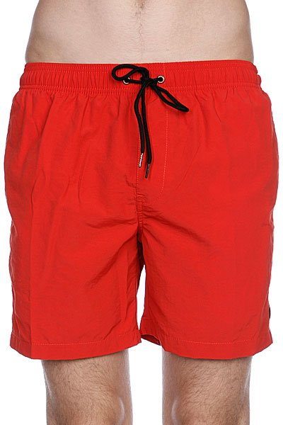 Пляжные мужские шорты Globe Dana Ii Pool Short Red Clay<br><br>Цвет: красный<br>Тип: Шорты пляжные<br>Возраст: Взрослый<br>Пол: Мужской