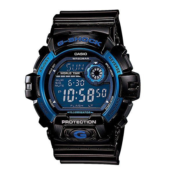Часы Casio G-Shock G-8900A-1E часы casio gr 8900a 1e