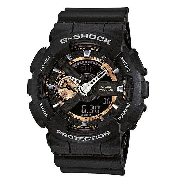 Часы Casio G-Shock GA-110RG-1AУдаропрочные многофункциональные часы со светодиодной подсветкой и функцией автоматической подсветки.Точный кварцевый механизм c электронным дисплеем. Часовая и минутная стрелки.Элемент питания CR1220. Точность хода не хуже -/+15 сек./в месяц.Срок службы батареи 2 года.Электрическая светодиодная подсветка с функцией автоматической подсветки при наклоне часов к лицу.Отображение текущего времени в основных городах и регионах мира. 29 временных зон (48 городов + Универсальное координирование времени), отображение кода города, переход на летнее время.Секундомер с точностью показаний 1/1000 сек и максимальным временем измерения - 10 час.Таймер с функцией автоповтора.5 будильников в возможностью работы в пятидневном и еженедельном режимах.Функция повтора сигнала будильника (Snooze).Автоматический календарь.Особая ударопрочная конструкция защищает от ударов и вибрации.Магнитоустойчивость по 1 разряду Японского промышленного стандарта (Соответствует стандарту MOC-ISO 764) обеспечивает устойчивость к воздействию магнитных полей.Минеральное стекло устойчивое к возникновению царапин.Водозащита до 20 АТМ.Ремешок из полимерного материала.Размеры корпуса 55 мм (по оси заводной головки) х 51,2 мм (по вертикали) х 16,9 мм (толщина) / 72 грамм.Механизм: КварцевыеКорпус: ПластикСтекло: МинеральноеБраслет: РезиновыйВодозащищенность: 200 метровПол: Мужские<br><br>Тип: Кварцевые часы<br>Возраст: Взрослый<br>Пол: Мужской