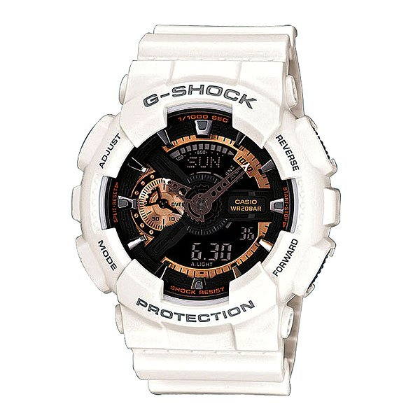 Часы Casio G-Shock GA-110RG-7A casio g shock ga 110tp 7a