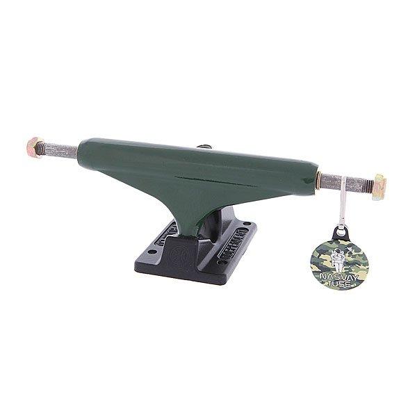 Подвеска для скейтборда 1шт. Independent X Nasvay Green Black St11 139mm Standart 7.9 (20.2 см)