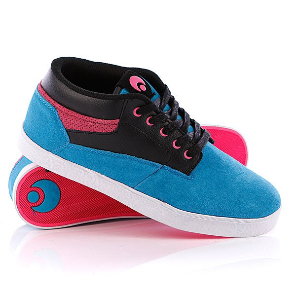���� ��������� ������� Osiris Chaveta Blue/Black/Pink