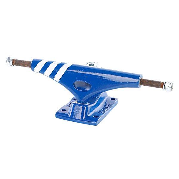Подвеска для скейтборда 1шт. Krux Silas Blue Hollow 4.0 Downlow 8 (20.3 см)Цена указана за одну подвеску. Минимальный заказ 2 штуки.<br><br>Тип: Подвеска для скейтборда
