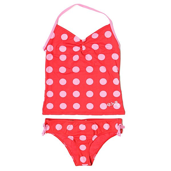 Купальник детский Tiswas Tankini Animal Red Proskater.ru 1579.000