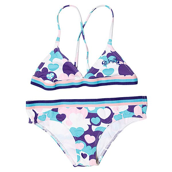 Купальник детский Animal Thundrcats Bikini White/Purple Proskater.ru 1439.000