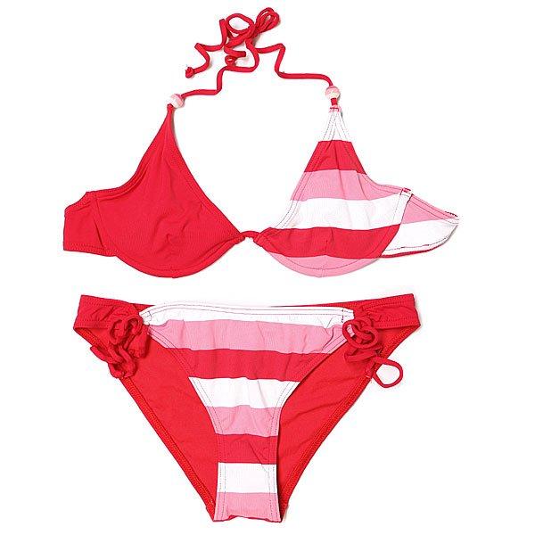 Купальник женский Animal Beastie Boys Swim Red<br><br>Цвет: красный<br>Тип: Купальник<br>Возраст: Взрослый<br>Пол: Женский
