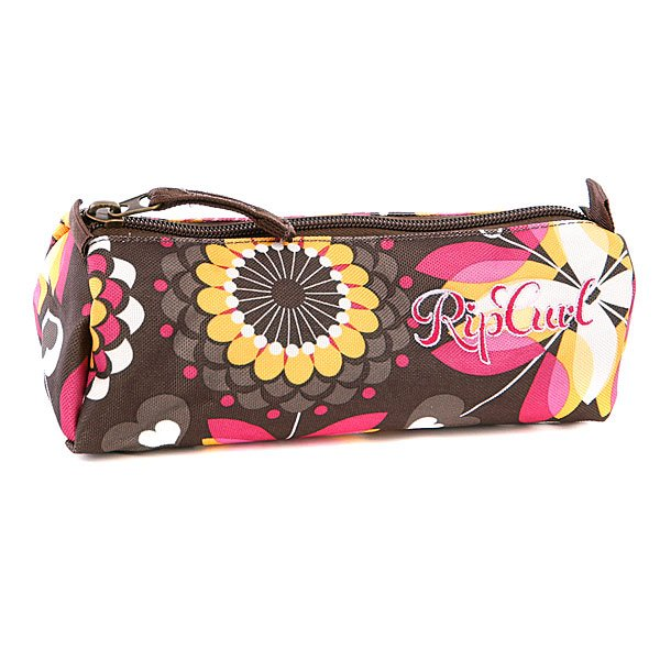 Пенал женский Rip Curl Flowers Pencil Case Turkish