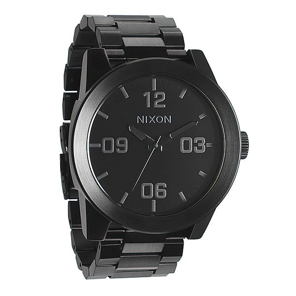 Часы Nixon Corporal SS All Black