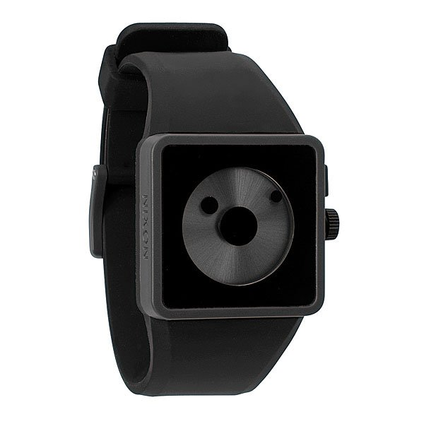 Часы Nixon Newton Black/Gray