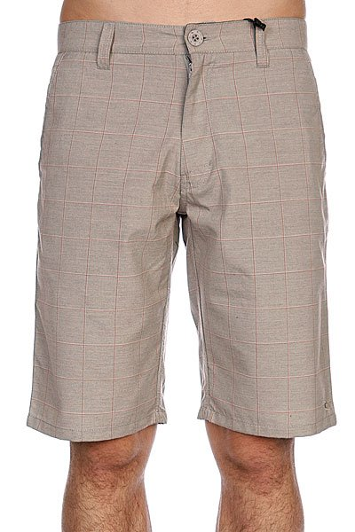 Классические мужские шорты Rip Curl Confliction Grey