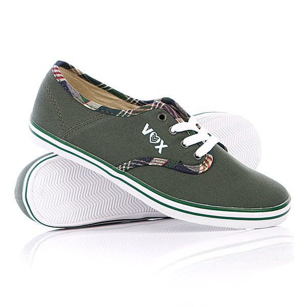 ���� ��������� ������� Vox Parlor Green/Brown