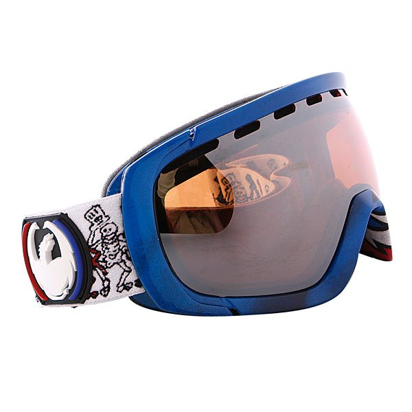 Маска Dragon ROGUE Frame Danny Davis Signature Lens Ionized