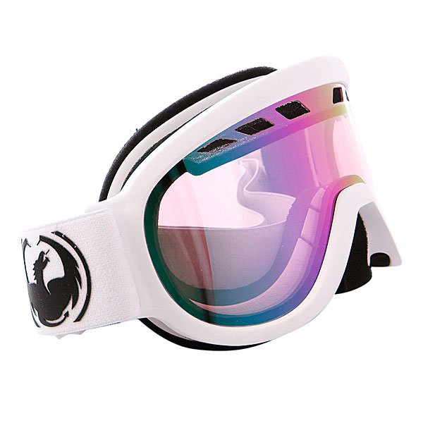 ����� Dragon D1.XT Frame Powder Lens Pink Ionized