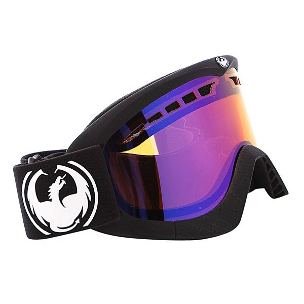 ����� Dragon DXS Frame Coal Lens Blue Ionized