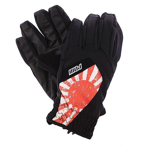 Перчатки сноубордические Pow Bandera Glove Japan перчатки сноубордические dakine scout glove rasta