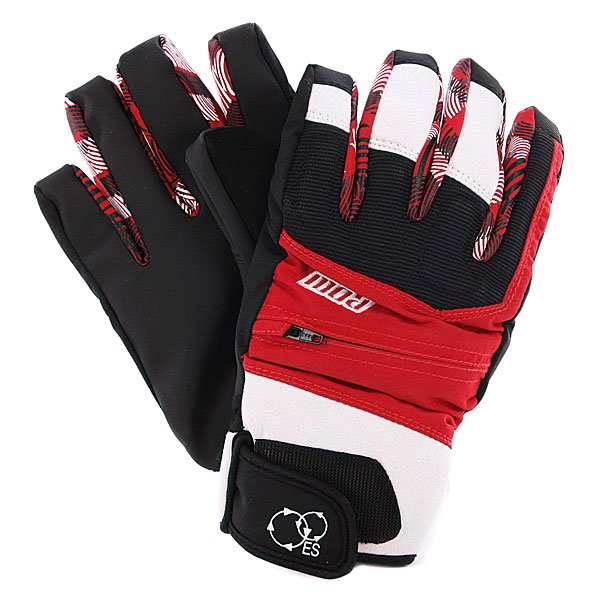 �������� ��������������� ������� Pow Sniper Glove Red