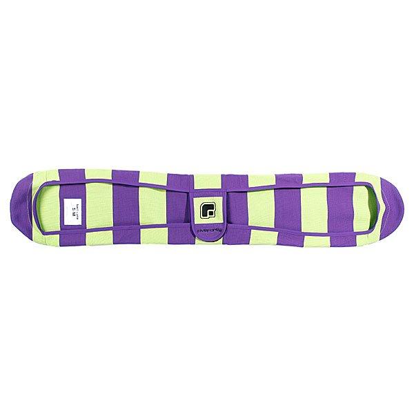 Чехол для сноуборда Five Forty Knit Sleeves Purple/Green Proskater.ru 1054.000