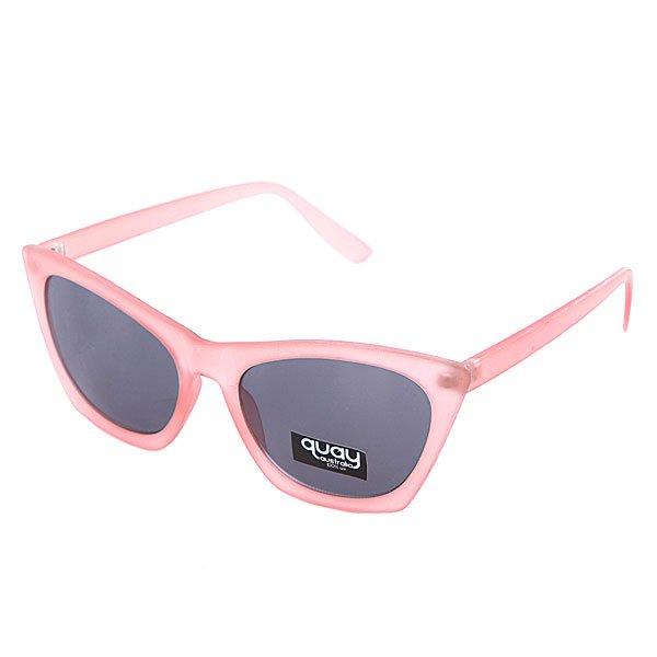 Очки женские Quay Eyeware Pty Qy1547 Pink Rubber Pink