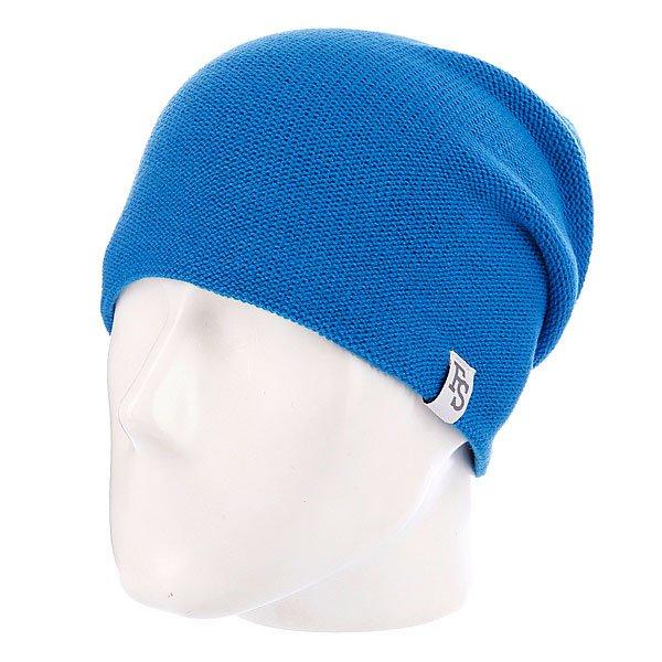 Шапка Footwork Beanie 99 Blue Proskater.ru 420.000