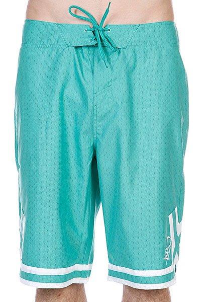 Шорты K1X Double X Boardshorts Calypso Green/White<br><br>Цвет: зеленый<br>Тип: Шорты<br>Возраст: Взрослый<br>Пол: Мужской