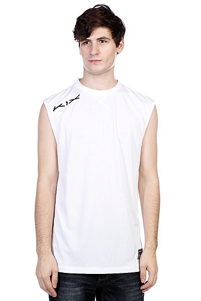 Футболка K1X Hardwood Intimidator Jersey White