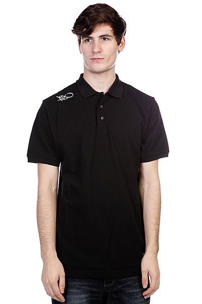 Поло K1X K1X Hardwood Coaching Polo Black