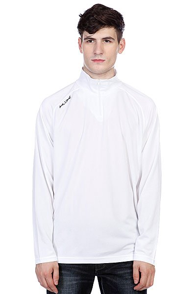 Лонгслив K1X Hardwood Intimidator Longsleeve Shooting Shirt White