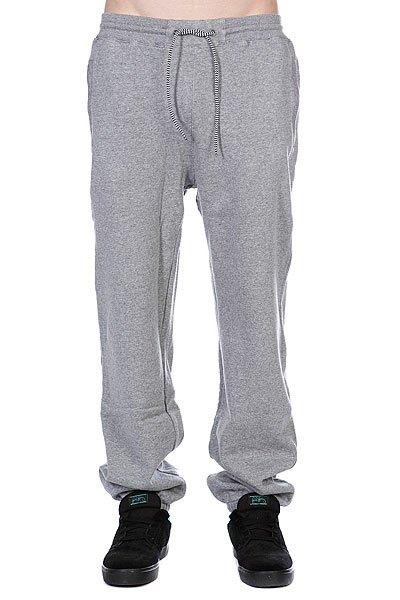 Штаны K1X Authentic Sweatpant Mk2 Dark Greyheather<br><br>Цвет: серый<br>Тип: Штаны прямые<br>Возраст: Взрослый<br>Пол: Мужской
