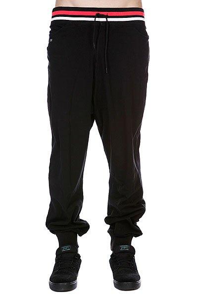 Штаны K1X Collared Sweatpants Black/White<br><br>Цвет: черный<br>Тип: Штаны прямые<br>Возраст: Взрослый<br>Пол: Мужской