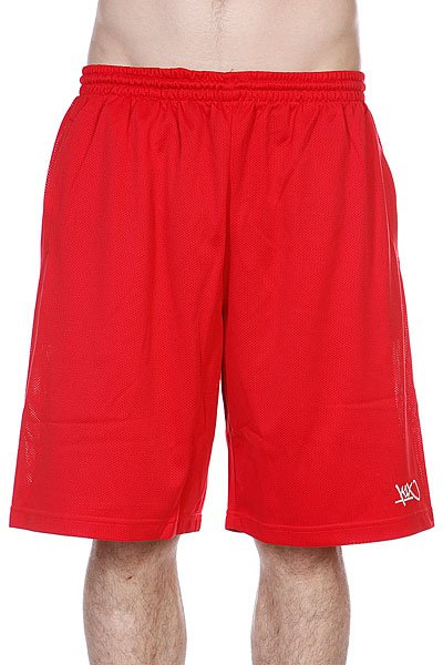 Шорты K1X Core Micro Mesh Shorts Red