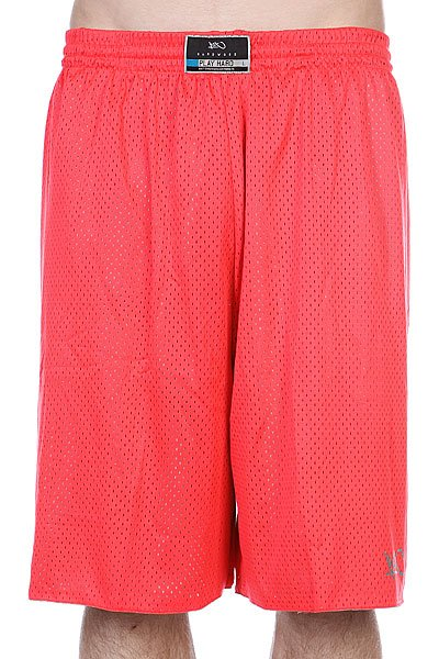 Шорты K1X Hardwood Rev Practice Shorts Red/Silver