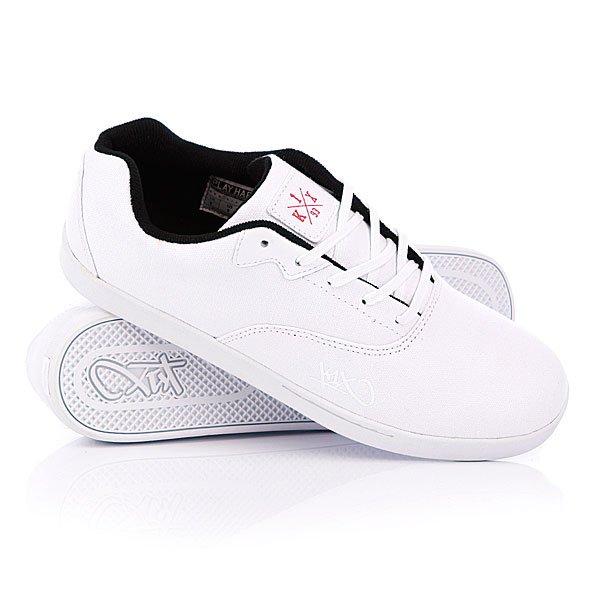 Кеды кроссовки низкие K1X Cali White/White/Black