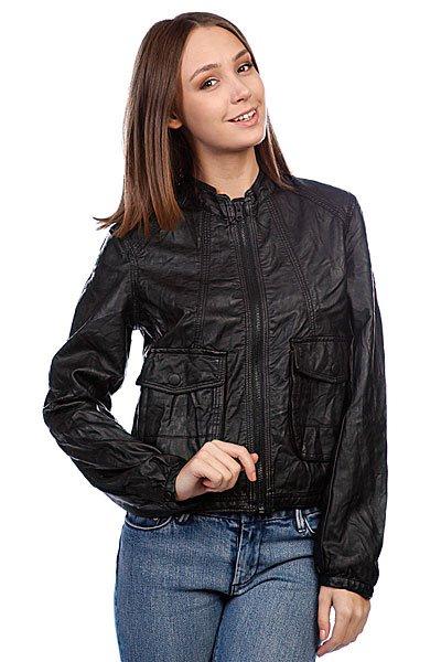 Куртка женская Converse Big Pocket Black