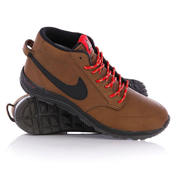 Зимние кеды Nike