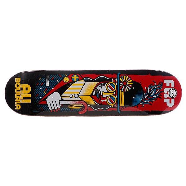 Дека для скейтборда для скейтборда Flip Su3 Boulala Odyssey Dandy 32.31 x 8.25 (21 см) Proskater.ru 3240.000