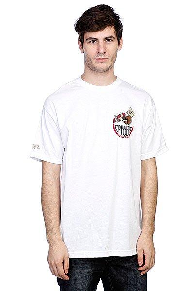 Футболка Santa Cruz 40Th Cell Block White<br><br>Цвет: белый<br>Тип: Футболка<br>Возраст: Взрослый<br>Пол: Мужской