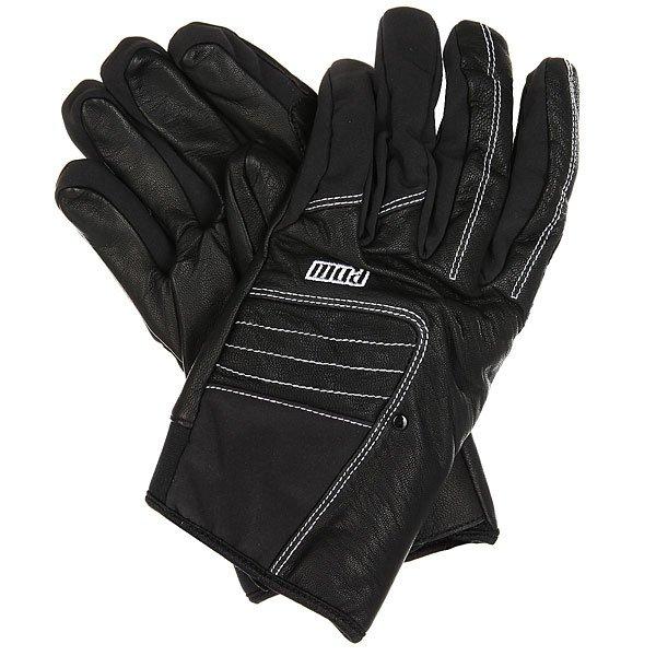 Перчатки Pow Villain Glove Black