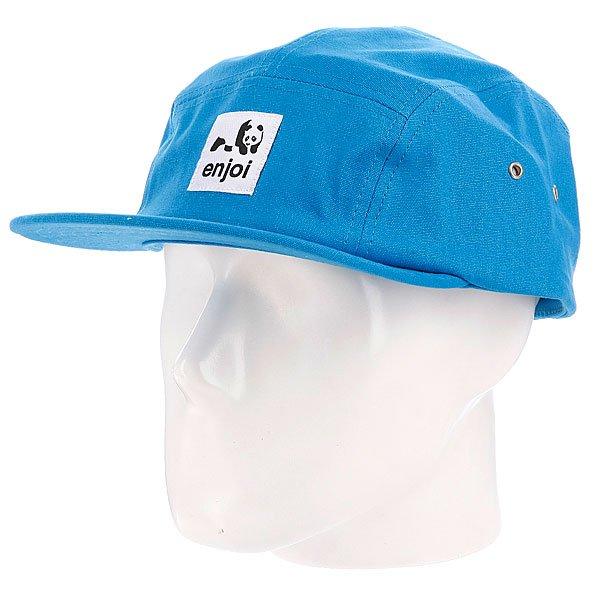 Бейсболка Enjoi Unoriginal Turquoise<br><br>Цвет: голубой<br>Тип: Бейсболка пятипанелька<br>Возраст: Взрослый