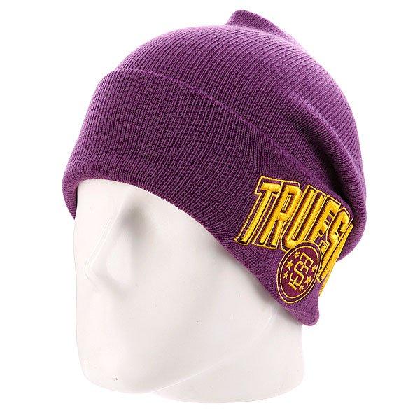 Шапка True Spin Baseball Classic Purple<br><br>Цвет: фиолетовый<br>Тип: Шапка<br>Возраст: Взрослый