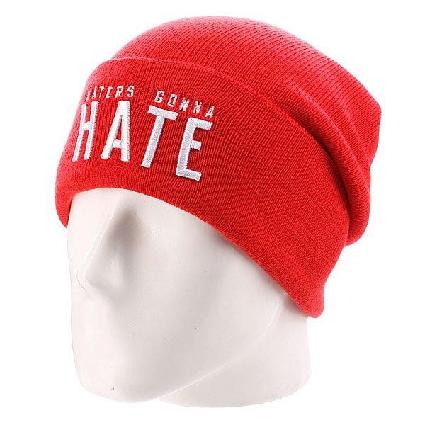 Шапка мужская True Spin Hate Red - купить в интернет-магазине 403ab9f33f2fd
