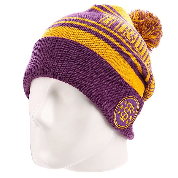 ����� � �������� True Spin Baseball Pom Yellow/Purple