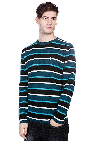 Свитер Enjoi Life Sweater Turquoise<br><br>Цвет: белый,синий,черный<br>Тип: Свитер<br>Возраст: Взрослый<br>Пол: Мужской